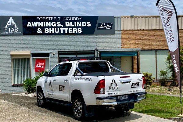 Forster Tuncurry Awnings Blinds Shutters